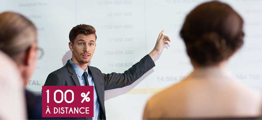 Communication managériale et management –  Formation 100 % à distance